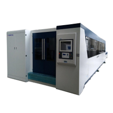 VK-3015FC Fiber Laser Cutting Machine With Exchange Table