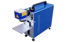 VKD-PT Portable Mini Fiber Laser Marking Machine