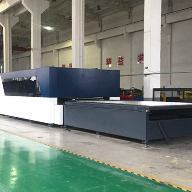 VK-6020FC Metal Laser Cutting Machine